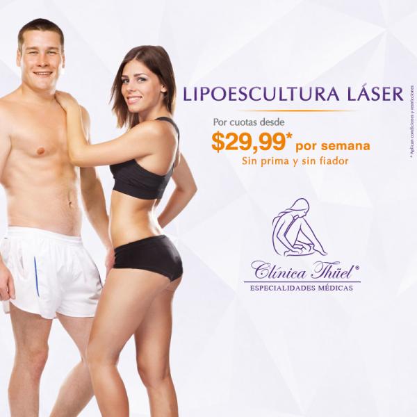 Lipoescultura-Láser