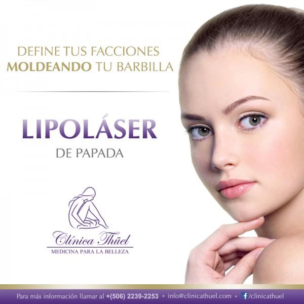 Lipolaser-Papada